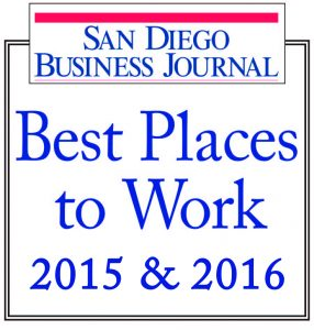 2016 Best Places To Work Preferred 2016 & 2015.SmallerFont