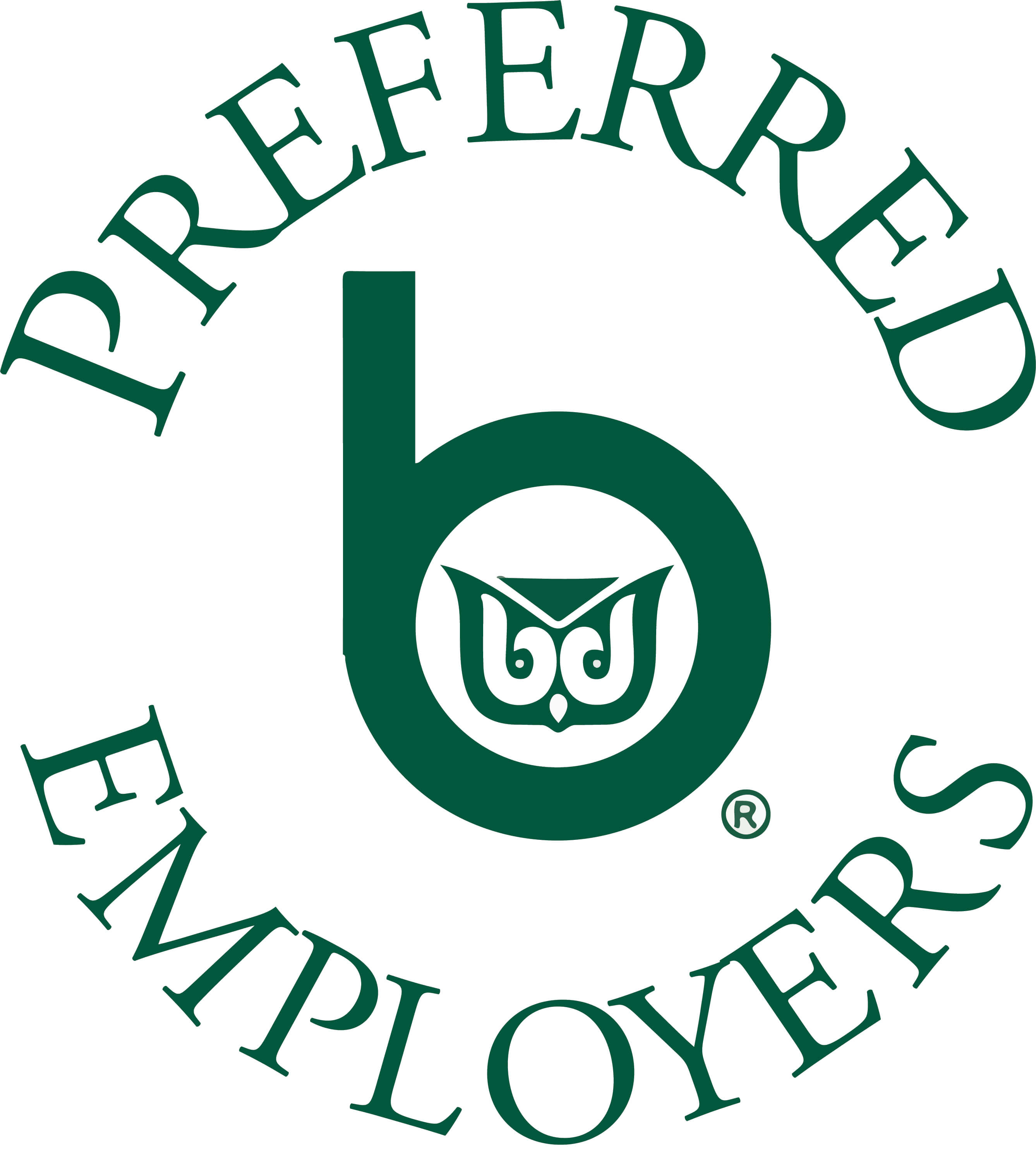 Preferred Circle Logo Without Berkley